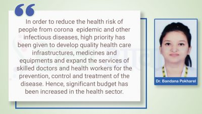 New Budget and Health Sector