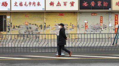 चीनमा पुनः लकडाउन घोषणा