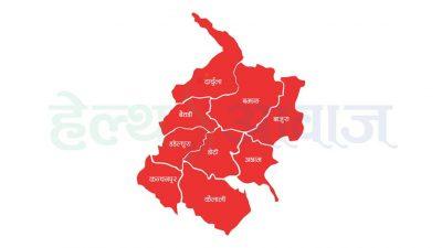 सुदूरपश्चिम प्रदेश : ८२ प्रतिशत संक्रमित कोरोना मुक्त