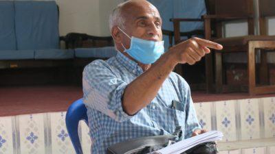 डा. गोविन्द केसीको सत्याग्रह पुनः स्थगित