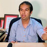 नेपालका एक्ला ब्लड ट्रान्सफ्युजन स्पेशलिष्ट डा. विपिन