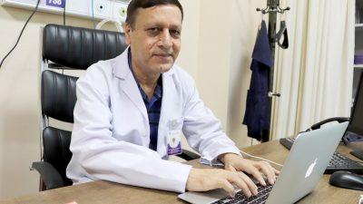 तीन दशकदेखि न्युरो सर्जरीमा डा. गोपालरमण, १८ हजार बढी सर्जरी