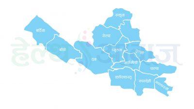 लुम्बिनी प्रदेश अपडेट : २४ घण्टामा २ सय ९४ जनामा…