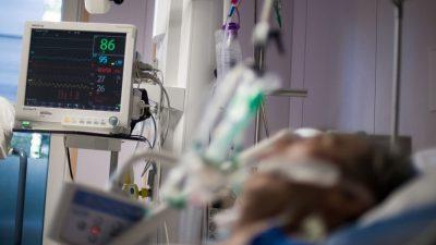 भेन्टिलेटरमा ३७३ र आईसीयुमा १२०६ जना कोभिड-१९ संक्रमितको उपचार हुँदैं