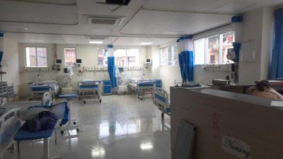 नुवाकोटको त्रिशुली अस्पतालमा आईसीयु सेवा सुरु