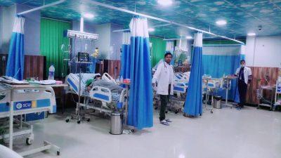 जनकपुरमा चिकित्सक दम्पतीको अत्याधुनिक अस्पताल, जहाँ काम गर्छन् ३० बढी…