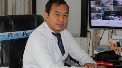 मोफसलमा न्यूरो सर्जरीका सारथी डा. यामबहादुर