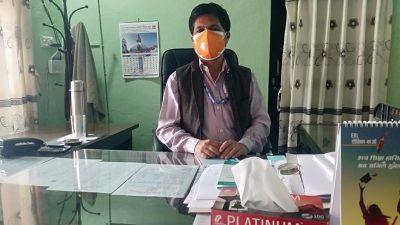 'नगर कोभिड अस्पताल संचालनमा ल्यायौं, अब छिट्टै अक्सिजन प्लान्ट पनि…