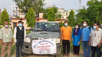 कञ्चनपुरका २ स्थानीय तहले गर्न थाले समुदायस्तरमा एन्टिजेन परीक्षण