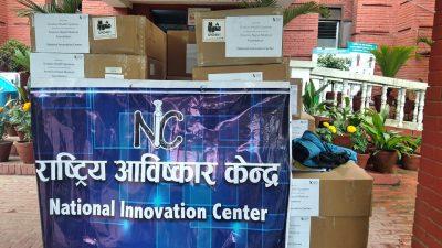 नेपाल-अमेरिका मेडिकल फाउन्डेसनद्वारा ९ वटा अस्पतालमा ५० थान भेन्टिलेटर सहयोग