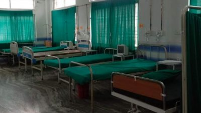 इनरुवा अस्पताललाई स्वास्थ्य उपकरण सहयोग