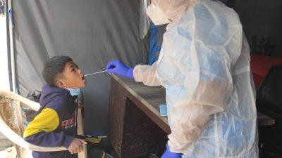 कोभिड-१९ बाट ११ प्रतिशतभन्दा बढी बालबालिका संक्रमित