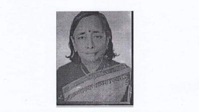 नर्सिङ संघकी पूर्व अध्यक्ष डा. हरि बदन प्रधानको निधन