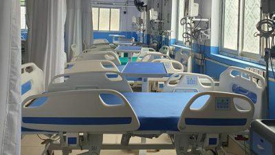 लुम्बिनी प्रादेशिक अस्पतालमा कोभिड आईसीयु वार्ड आफ्नै भवनमा