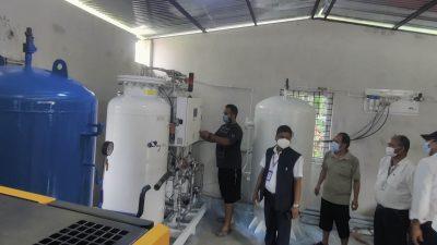 अक्सिजन प्लान्टको सफल परीक्षण : कोशी अस्पतालमा दैनिक ११० सिलिण्डर…