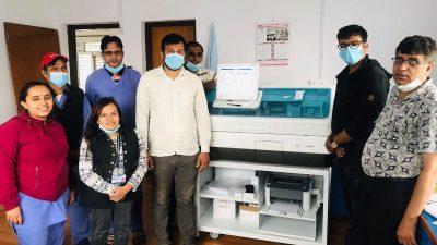 गण्डकीमा १६१ सरकारी र १९१ निजी प्रयोगशाला, पिसिआर जाँच गर्न…