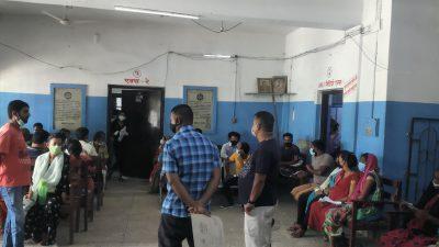 कोशी अस्पतालमा रेडियोलोजी चिकित्सक नहुँदा सास्तीः छटपटीमै बित्छ बिरामीको दिन