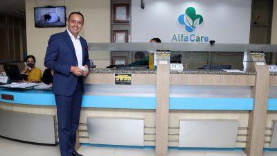 'अल्फा केयर'मार्फत स्वास्थ्यमा अल्फा बिटा समूह, अल्फा केयरमा १०० करोड…