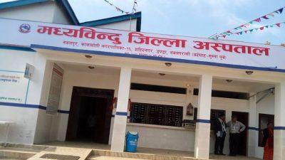 मध्यविन्दु जिल्ला अस्पतालमा सर्पदंशका ३५ बिरामी, १ को मृत्यु